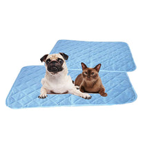 Hoomall Summer Cooling Mats For Dogs Cats Pet Dog Mat Ice Pad Blanket Portable Tour Caming Sleeping Mats Dog Pet Accessories - ShopeeShipee
