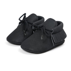 Hot Baby Shoes New Autumn/Spring Newborn Boys Girls Toddler Shoes PU Leather Baby Moccasins Sequin Casual Sneakers 0-18M - ShopeeShipee
