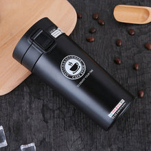Hot Fashion 380ml Stainless Steel Coffee Mugs Insulated Water Bottle Tumbler Thermos Cup Vacuum Flask Premium Travel Coffee Mug