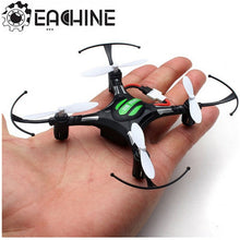 Hot Sale Eachine H8 Mini Headless Mode 2.4G 4CH 6Axis 360 Degree Rotation RC Quadcopter RTF Black White Remote Control Toy