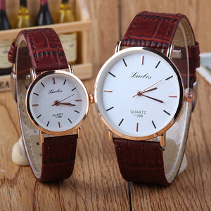 Hot Sale Top Brand Luxury Watches Women Men's Wrist Watches lovers' Fashion Clock Stainless Steel Quartz Watches