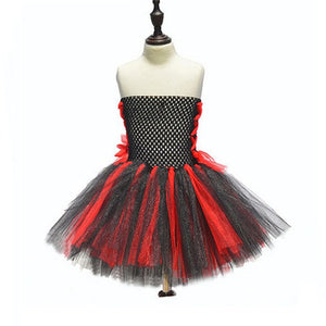 MUABABY Girls Wonder Woman Tutu Dress Kids Cosplay Costume Baby Dress Up Party Supply Girl Superhero Halloween Birthday Gift