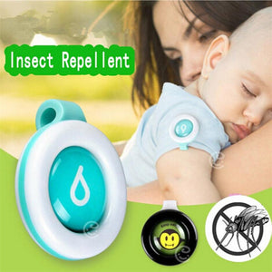 Mosquito Repellent Button Safe for Infants Baby Kids Buckle Indoor Outdoor Anti-mosquito Repellent New Arrival Dropshipping 2018