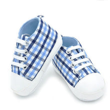 New Canvas Classic Sports Sneakers Newborn Baby Boys Girls First Walker Shoes Infant Toddler Soft Sole Anti-slip Unisex Sneaker