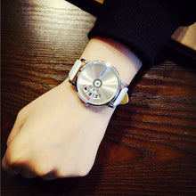 New Lover's Watches women men Creative Personality Korean style Fashion Simple wrist Watches high quality relogios femininos #05 - ShopeeShipee