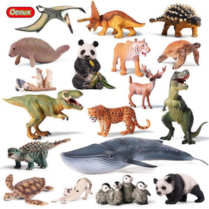 Best Toys for Kids - Dinosaur Set - Wild Animal Set - Tigers - Animal Toys for Kids
