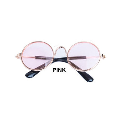 Pet Cat Glasses Dog Glasses Pet Products For Little Dog Cat Eye-wear Dog Sunglasses Photos Props Accessories Pet Supplies