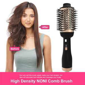 Professional 2 in 1 Hair Dryer Brush Volumizer Hair Curler 1000W Blow Dryer Salon Baber Curling Iron Hair Blow Dryer Brush