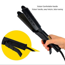 Professional Hair Straightener Four-gear Fast Warm-up Ceramic Tourmaline Ionic Flat Iron Hair Straightening Tool