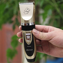 Cordless Pet Clippers