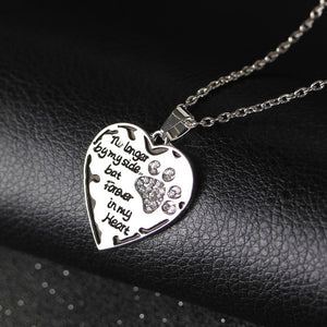 Forever in my heart Necklace - ShopeeShipee