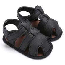 Summer Newborn Baby Boys Shoes PU Leather kids schoenen First Walkers Soft Soled  Infant Prewalker