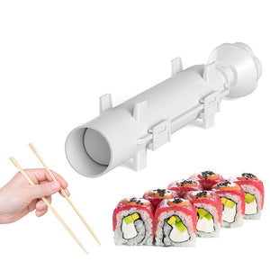 Sushi Maker Roller Roll Mold Sushi Roller Bazooka Rice Meat Vegetables DIY Sushi Making Machine Kitchen Sushi Tools - ShopeeShipee