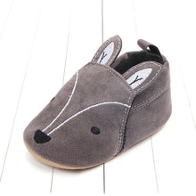 Toddler Newborn Baby Girl Boy Soft Sole Cute Crib Shoes Slipper First Walker Anti-slip Sneaker Baby Shoes Fox