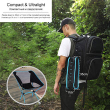 Travel Outdoor Folding Chair Ultralight High Quality Outdoor Camping Chair Portable Beach Hiking Picnic Seat Fishing Tools Chair
