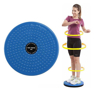 Waist Twisting Disc Balance Board Fitness Equipment for Home Sports Magnetic MassagePlate Exercise Wobble - ShopeeShipee