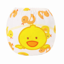 Washable Baby Diapers Reusable Cloth Nappies Waterproof Newborn Cotton Diaper Cover For Children Training Pants Potty Underwear