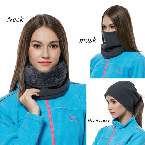 Women Neck Face Mask Motorcycle Winter Windproof Balaclava Moto Electric Car Motorcycle Outdoors Sports Motorcycles Neck Warmer