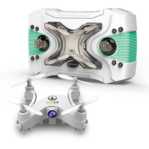 XYCQ XY-1 Mini Drone Micro Pocket 4CH WiFi Camera Real Time Video 6Axis Gyro Switchable Controller RC Helicopter Kids Toys - ShopeeShipee
