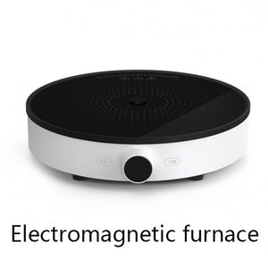 Xiaomi Mijia Smart Induction Cooker 2100W Household Mini Hotpot Soup Pot Electromagnetic Furnace Cooking Support Mi Home APP