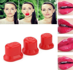 New Arrival High Quality Lip Pump/Plumper Enhancer Device Beauty Lips Enhancer Plump Pout Fuller Suction Device | Shopee Shipee Yipee