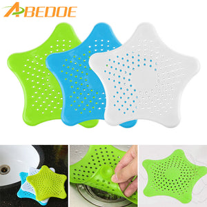 ABEDOE Kitchen Sink Strainer Cover Filter Drainers Drain Cover Floor Waste Stopper Drain Kitchen Accessories Cooking Tools  | Shopee Shipee Yipee