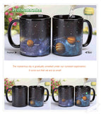 Solar System Color Changing Ceramic Heat Mug