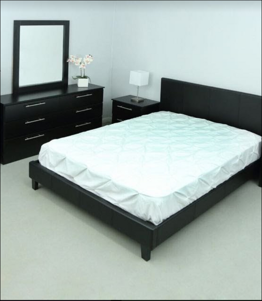 Black Rio Value bedroom set M1001