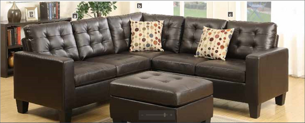 4-Pcs Modular Sectional Sofa Set - F6934
