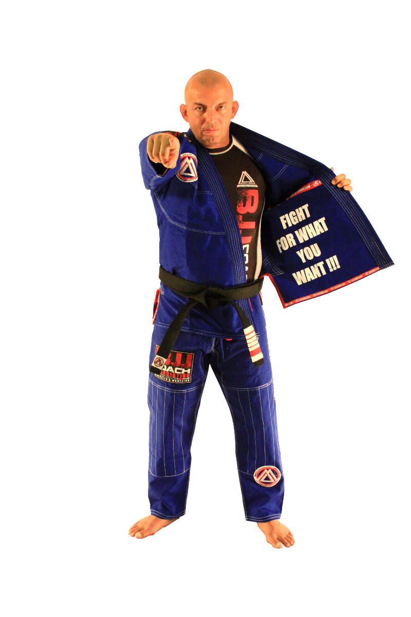 "Blue ""Official Competition & Training"" Uniform"