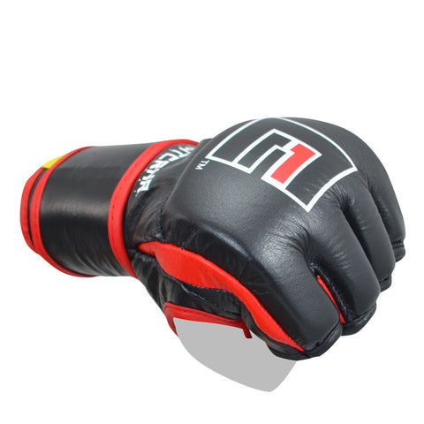 MMA Tech 4oz. Professional Fight Gloves