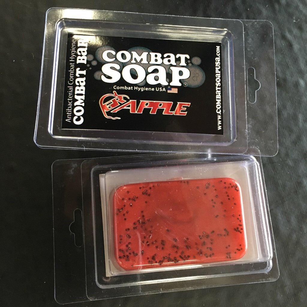 Combat Soap® Antibacterial Combat Bar | GrApple