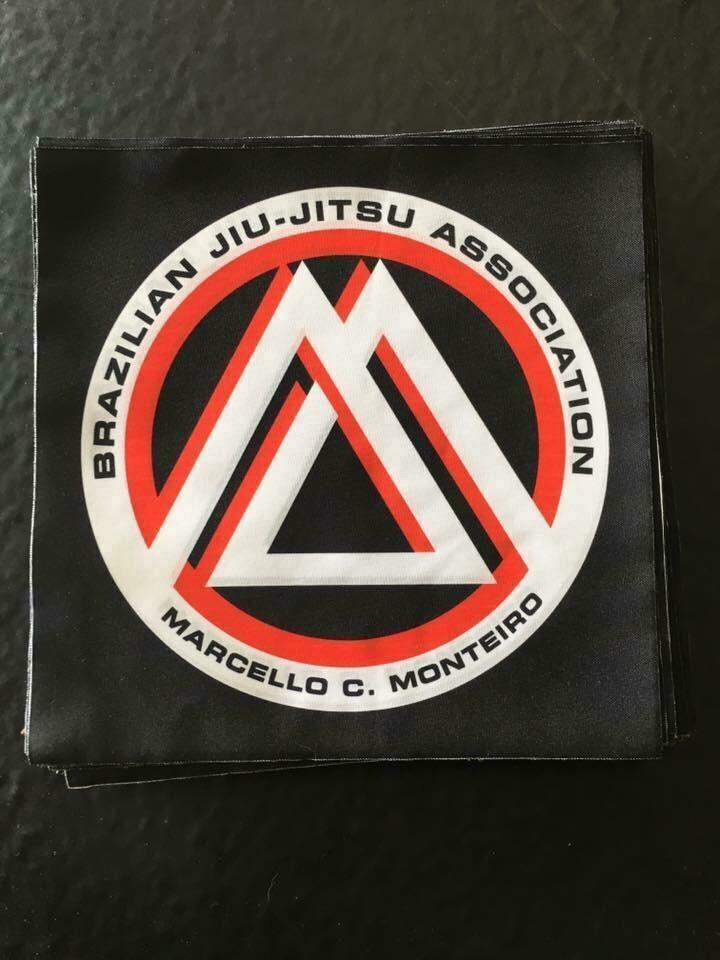 MCMBJJ Association Patch