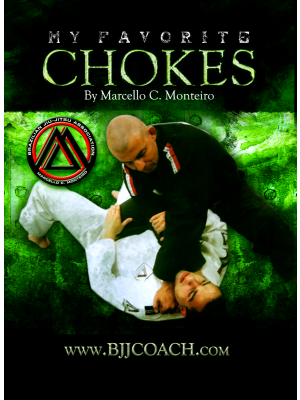 "My Favorite BJJ Chokes ""Digital DVD"""
