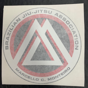 MCMBJJ ASSOCIATION DECAL