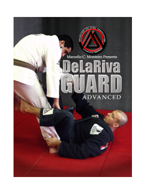 De La Riva Guard - The most famous Brazilian Jiu-Jitsu game!