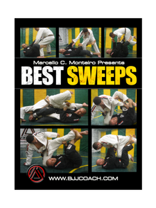 "BJJ Best Sweeps ""Digital DVD"""