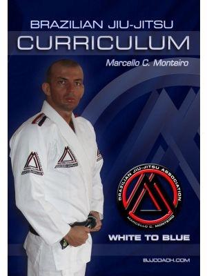 "White to Blue ""Step-by-Step"" Curriculum ""Digital DVD's"" (4-Disc Set)"