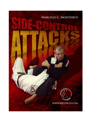 "Side Control Attacks ""Digital DVD"" - Brazilian Jiu-Jitsu Setups"