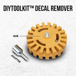 DIYToolkit™ Car Decal and Sticker Remover