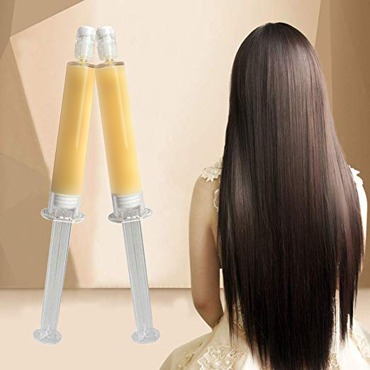 Keratin Hair Repair Treatment with NEW Formula - 2 PCS