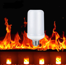 WID™ LED Flaming Bulb