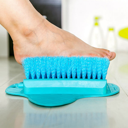 WID™ Foot Brush Scrubber