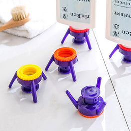 6 PCS Inverted Bottle Caps Dispensers - 70% OFF!