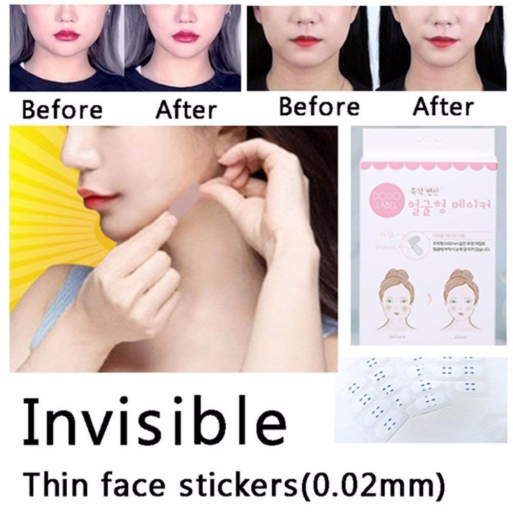Face Lift Stickers