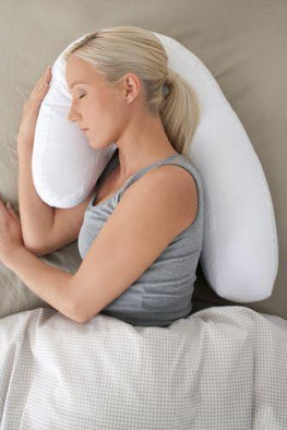 SleepWellness™ Orthopedic Side Sleeper Alignment Pillow