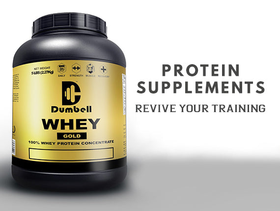 Dumbell Protein Supplements