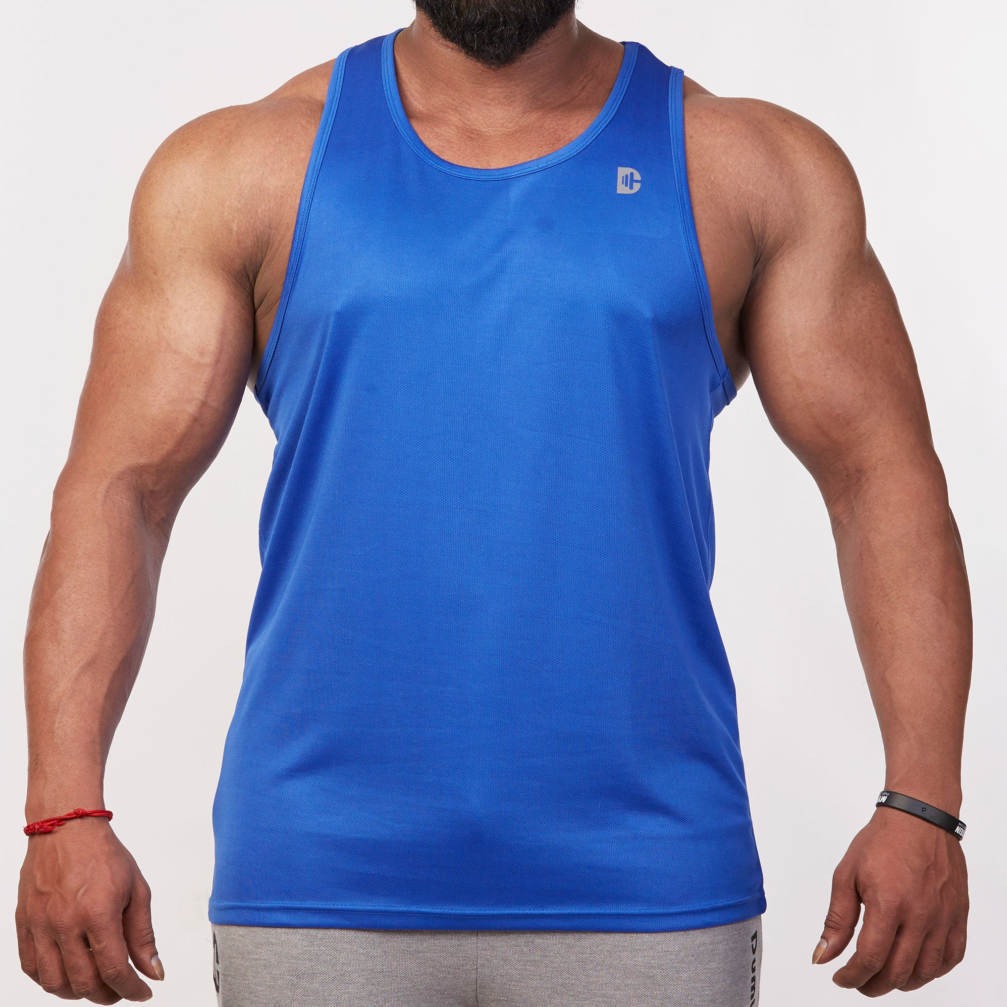 DB105 Tank Top Royal Blue