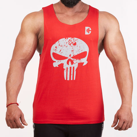 DB100 Tank Top Red