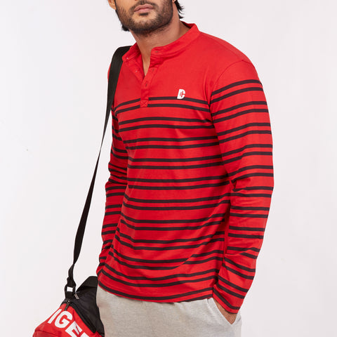 DB044 Full Sleeve - Red